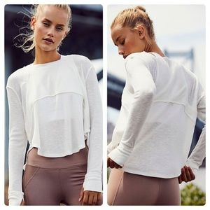 NWT Free People Zenith Top